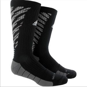 New - Adidas Team Speed Traxion Shockwave Socks
